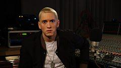 Eminem. Zane Lowe. Part 1