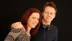 Kathryn Tickell talks to Simon Mayo at the BBC Folk Awards