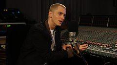 Eminem. Zane Lowe. Part 2
