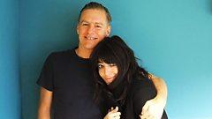 Bryan Adams talks to Claudia Winkleman