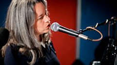 Natalie Merchant sings I May Know The Word