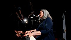 Natalie Merchant sings Cowboy Romance for Mastertapes