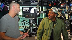 Pusha T chats to Zane Lowe