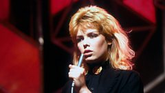Kim Wilde remembers the 1980's