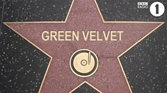 Green Velvet enters the Hall Of Fame