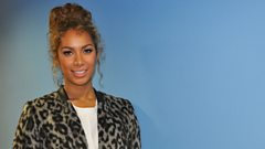 Leona Lewis chats to Graham Norton