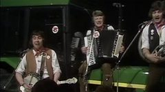 The Wurzels - Combine Harvester, ToTP #1. 17/06/1976