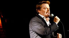 Eddie Izzard chats to Radcliffe and Maconie