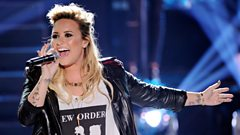 Demi Lovato looks forward to co-hosting the Teen Awards!