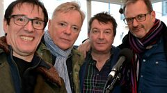 Bernard Sumner and Stephen Morris Join Radcliffe and Maconie