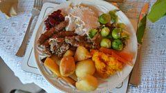John Cooper Clarke's Christmas Dinner Recipe