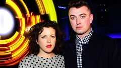 Sam Smith has a Special Delivery for Annie Mac
