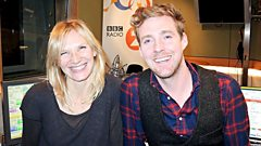 Ricky Wilson chats to Jo Whiley
