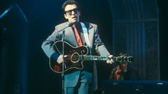 Elvis Costello is inducted into Michael Ball's Singers Hall of Fame