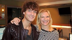 Paolo Nutini speaks to Jo Whiley