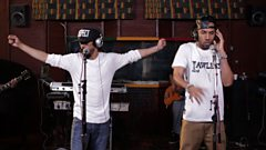 Cham Feat. Damian Jr Gong Marley - Fighter for BBC 1Xtra