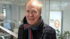 Martin Fry chats to Steve Wright