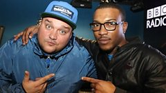 Ashley Walters chats to Charlie Sloth