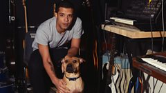 Raleigh Ritchie speaks to DJ Target