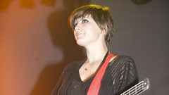 Cate Le Bon chats to Mark Radcliffe