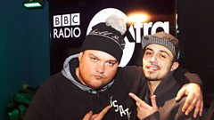 Adam Deacon chats with Charlie Sloth