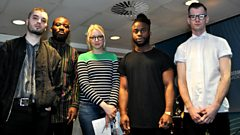 Young Fathers Live Session