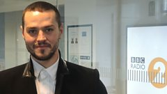 Matt Willis chats to Steve Wright