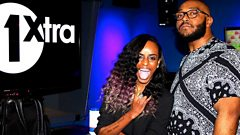 Angel Haze joins MistaJam
