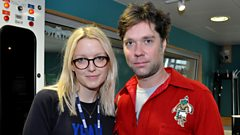 Rufus Wainwright speaks to Lauren Laverne