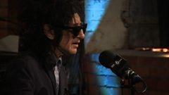 John Cooper Clarke - 6 Music Festival Fringe interview