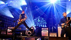 Franz Ferdinand - 6 Music Festival highlights