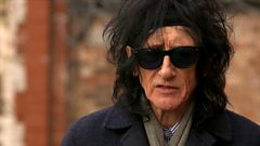 John Cooper Clarke performs his poem, Haiku