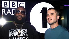 Rick Ross talks to Zane Lowe