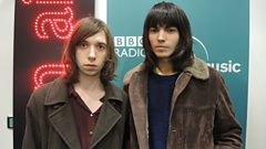 Temples talk to Radcliffe and Maconie