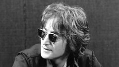 John Lennon is inducted into Michael Ball's Singers Hall of Fame