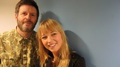 Green Gartside chats to Sara Cox