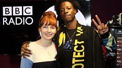 Joey Bada$$ chats to Alice Levine