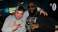 Rick Ross chats to Charlie Sloth
