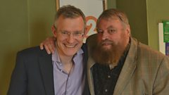 Brian Blessed: What makes us human?