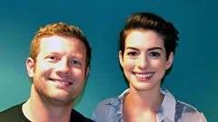 Anne Hathaway chats with Dermot O'Leary