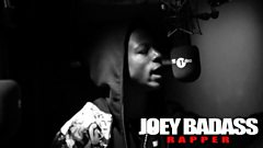 Fire in the Booth – Joey Bada$$ and Kirk Knight