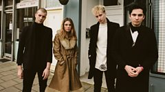 Theo from Wolf Alice introduces their new single