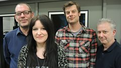 The Nightingales join Marc Riley in the studio