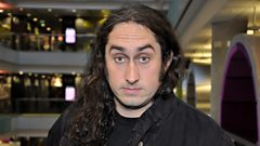 Ross Noble and Neil Finn join Zoe Ball in the studio