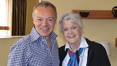 Dame Angela Lansbury talks to Graham Norton