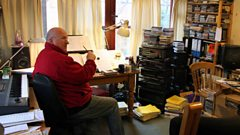 Composers' Rooms: No. 3 Gavin Bryars