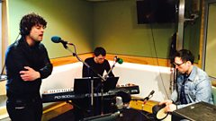 Lee Mead live in session