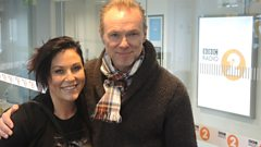 Jessie Wallace and Gary Kemp chat to Steve Wright