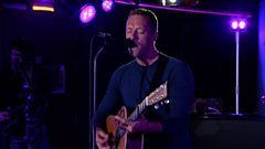 Coldplay - Oceans in the Live Lounge