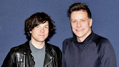 Ryan Adams session excerpt: Another Country with Ricky Ross